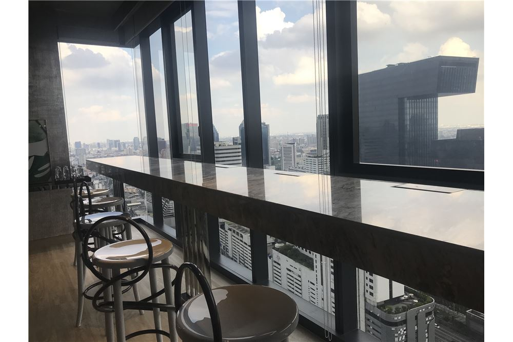 RE/MAX CASA Agency's Rent Condo The Line Asoke-Ratchada 1 Bedroom 13