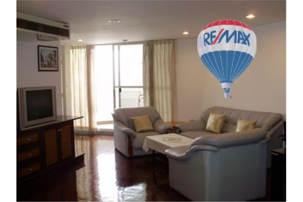 RE/MAX Properties Agency's FOR RENT  TAIPING TOWER SUKHUMVIT 63  2BED 116SQM 2