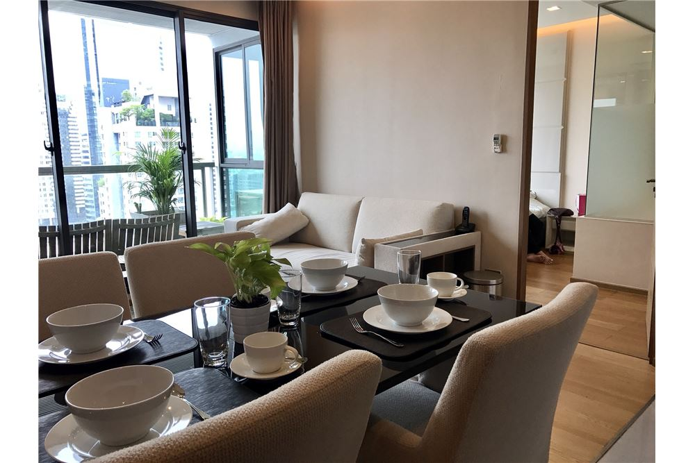 RE/MAX Executive Homes Agency's Beautiful 2 Bedroom for Rent Address Sathorn 4