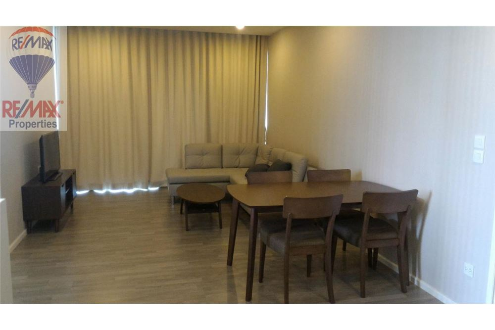 RE/MAX Properties Agency's FOR RENT The Room Sukhumvit 69 2BED 82SQM. 8