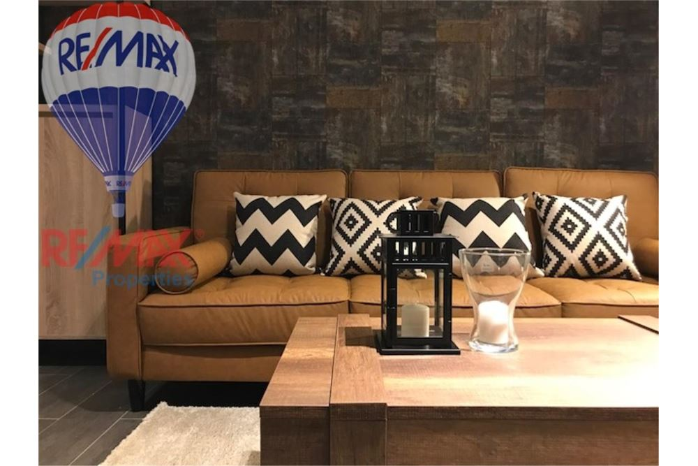 RE/MAX Properties Agency's FOR RENT THE LOFTS EKKAMAI 2BED 61SQM 1