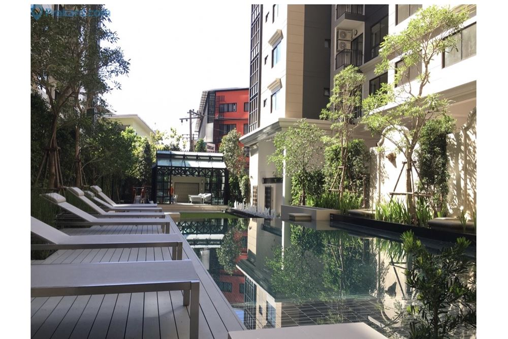 RE/MAX Executive Homes Agency's One Bedroom For sale The Nest Sukhumvit 22 5