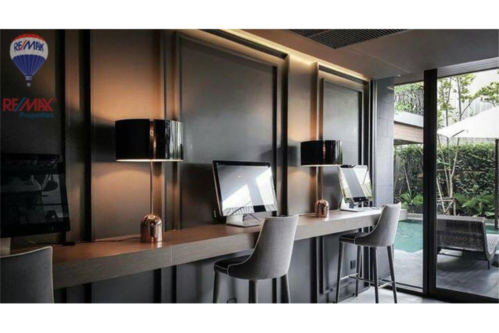 RE/MAX Properties Agency's FOR RENT  KLASS CONDO LANGSUAN  2BED 72.1SQM 7