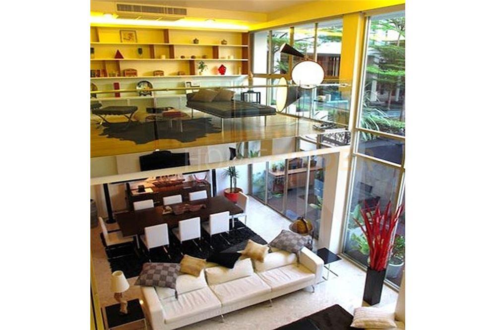 RE/MAX Executive Homes Agency's Duplex Condominium Ficus Lane Sukhumvit For Rent 5