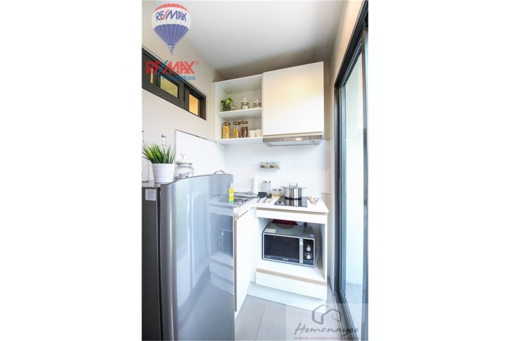RE/MAX Properties Agency's FOR SALE  THE NEST SUKHUMVIT22  1BED 28.5SQM 20
