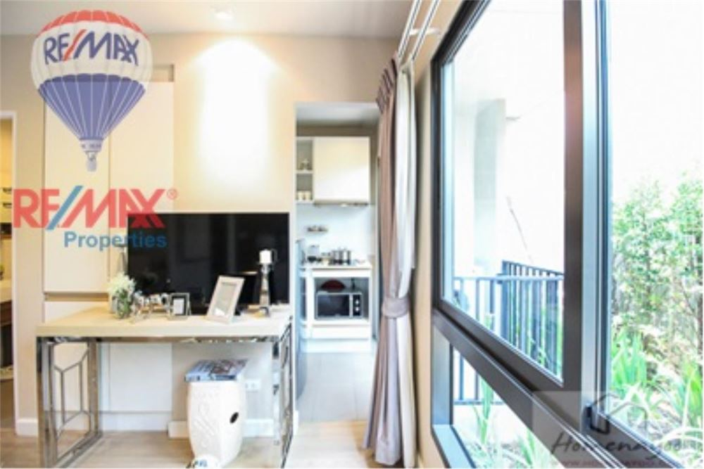 RE/MAX Properties Agency's FOR SALE  THE NEST SUKHUMVIT22  1BED 28.5SQM 16