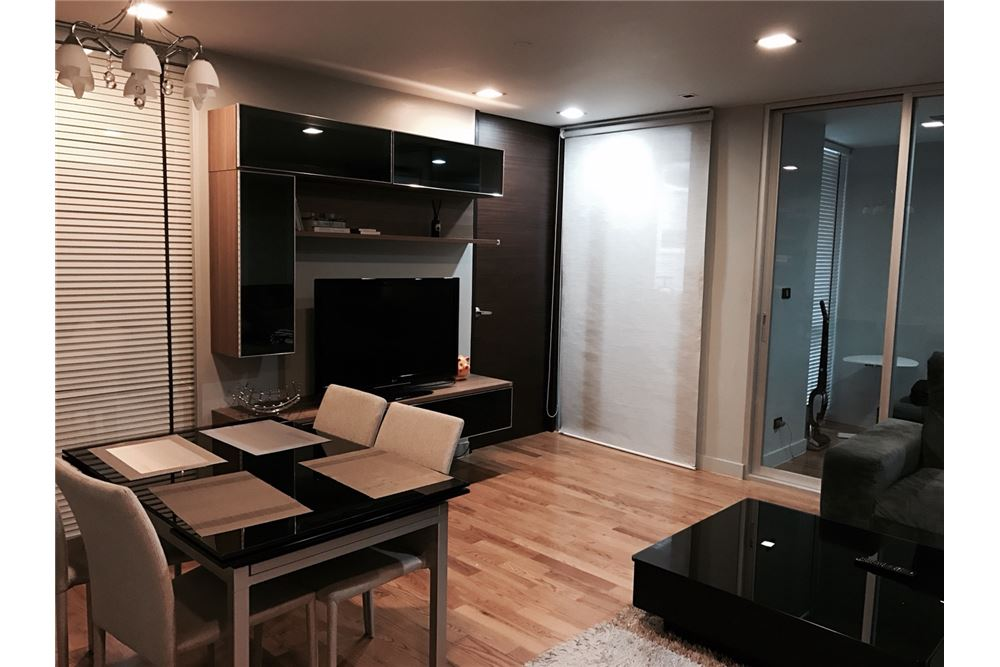 RE/MAX Executive Homes Agency's Nice 2 Bedroom for Sale with Tenant Quad Silom 1