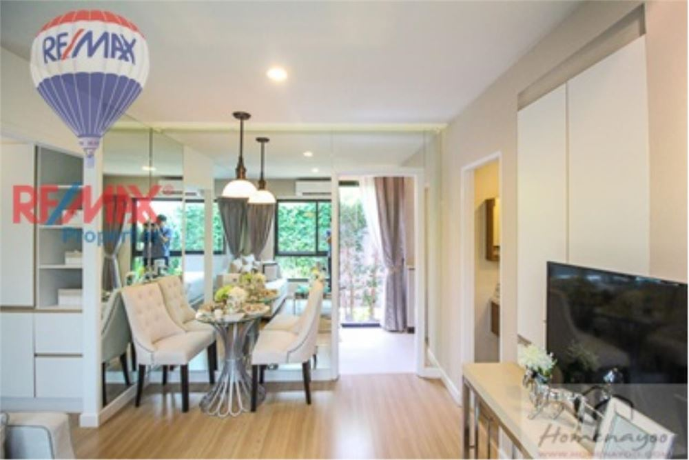 RE/MAX Properties Agency's FOR SALE  THE NEST SUKHUMVIT22  1BED 28.5SQM 2