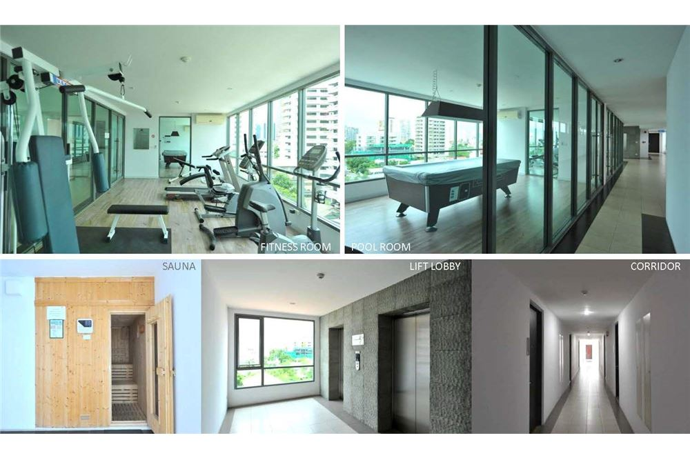 RE/MAX Properties Agency's RENT Click Condo Sukhumvit 65 1BED 35SQM. 6