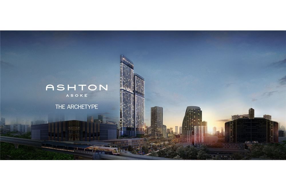 RE/MAX Properties Agency's 2 Beds Sale before transfer at Ashton Asok!! 1