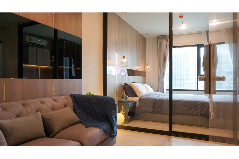 RE/MAX Properties Agency's RENT Life Asoke 1BED 29.77SQM. 1