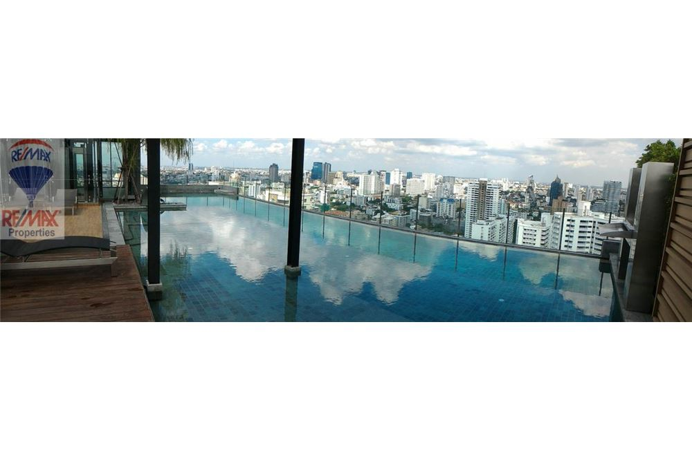 RE/MAX Properties Agency's FOR RENT H Sukhumvit 43 1BED 45.55SQM. 12