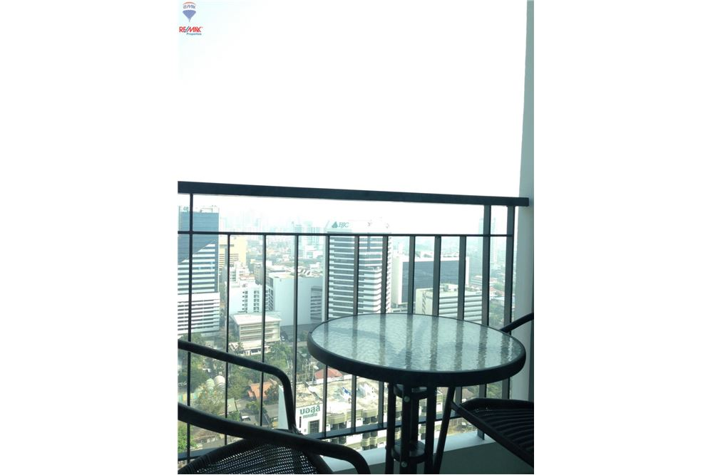 RE/MAX Properties Agency's Condo for  Rent The Aspire Rama 4 12