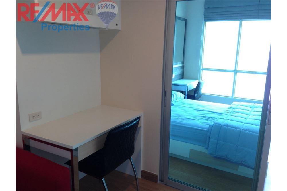 RE/MAX Properties Agency's RENT 1 Bedroom 28 Sq.m at Aspire Rama 4 5