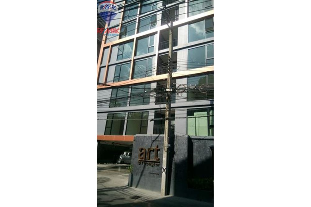 RE/MAX Properties Agency's FOR SALE & RENT Art @ Thonglor 25 1BED 40SQM. 1