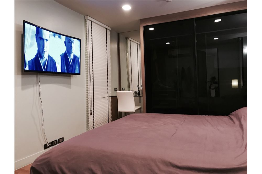 RE/MAX Executive Homes Agency's Nice 2 Bedroom for Sale with Tenant Quad Silom 2