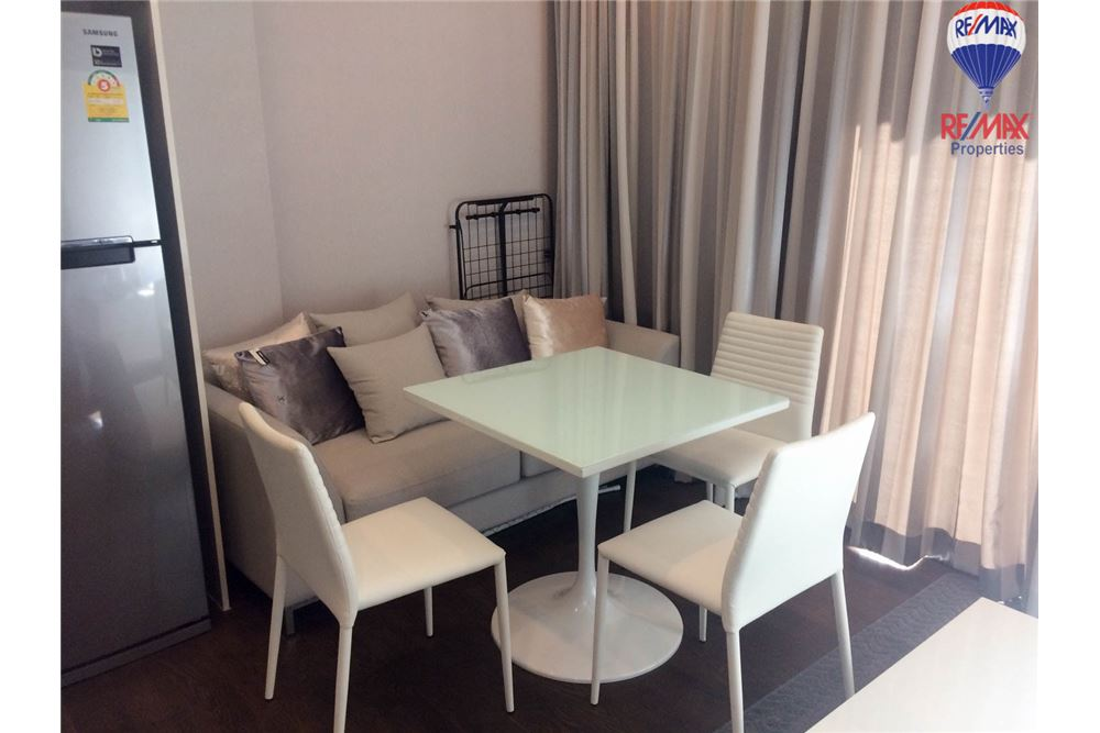 RE/MAX Properties Agency's 1 bed for RENTQ Asoke near MRT 3