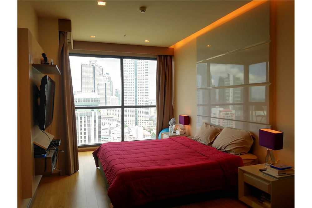 RE/MAX Properties Agency's FOR SALE THE ADDRESS SATHORN | 1 BEDROOM 5