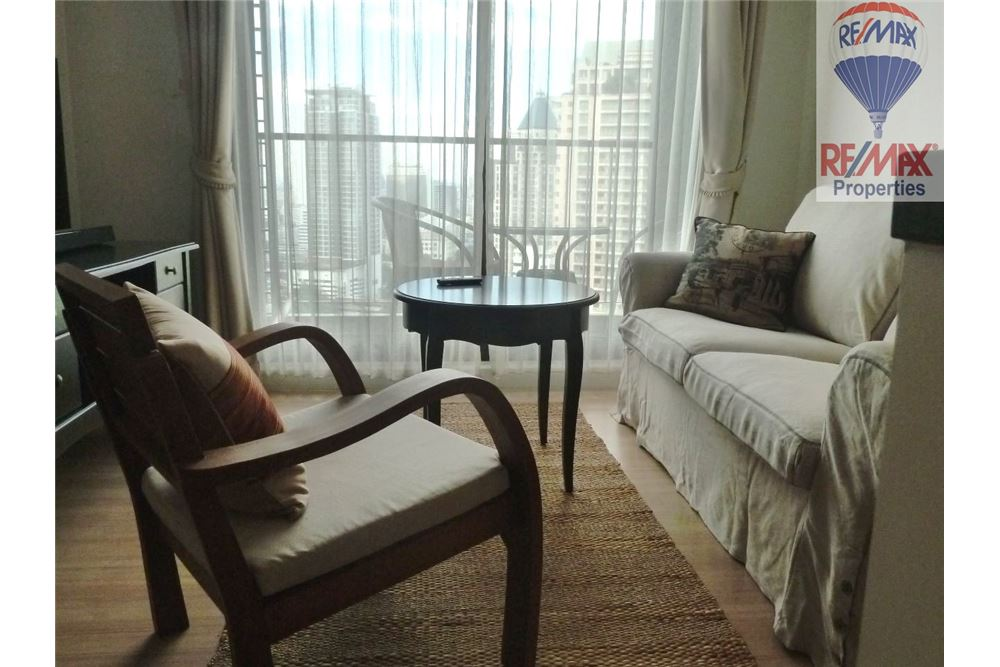 RE/MAX Properties Agency's Superb 1-bedroom unit in 28th floor of Seed Mingle 3