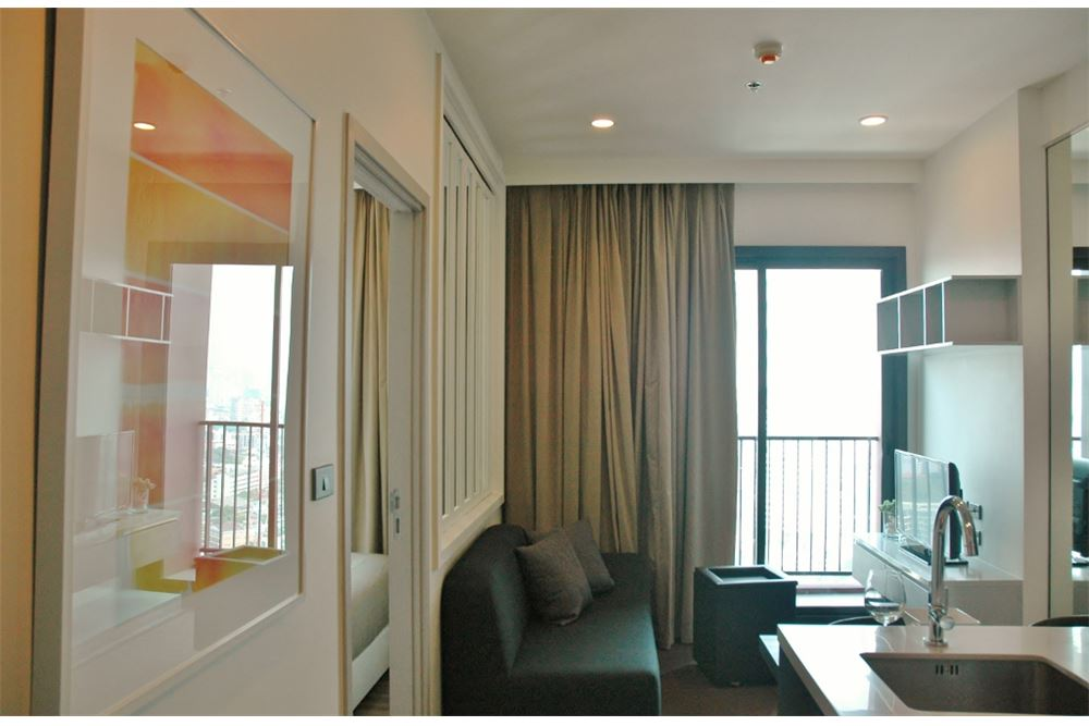 RE/MAX Properties Agency's WYNE Sukhumvit 1bedroom for rent 2