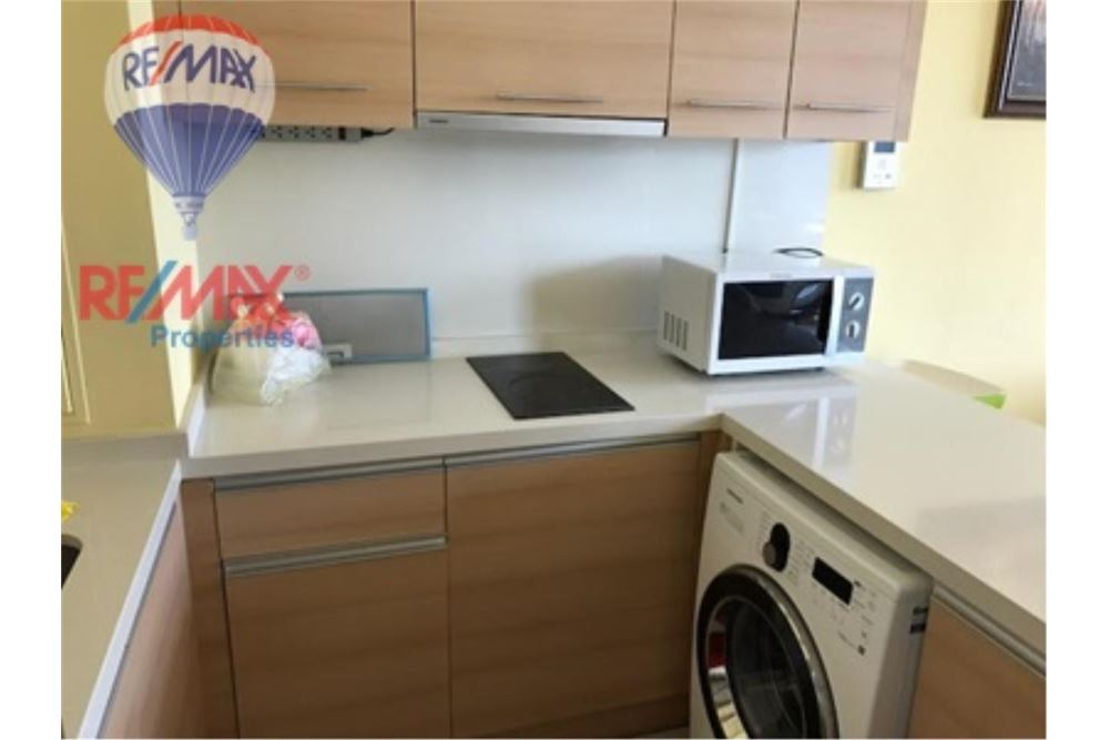 RE/MAX Properties Agency's FOR RENT AGUSTON SUKHUMVIT 22 55 SQM 1 BED 4