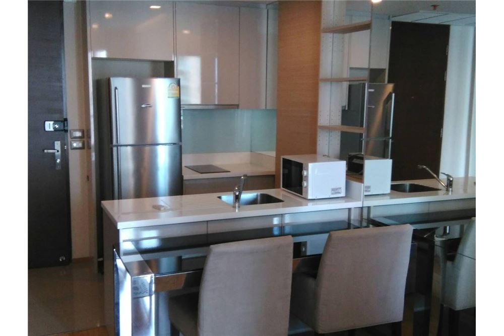 RE/MAX Executive Homes Agency's The Address Asoke  / 1 Bedroom / For Rent 1