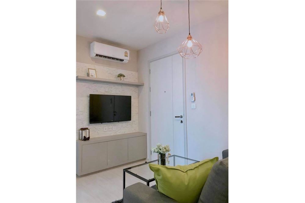 RE/MAX Properties Agency's RENT Aspire Sukhumvit 48 1BED 32.29SQM. 5