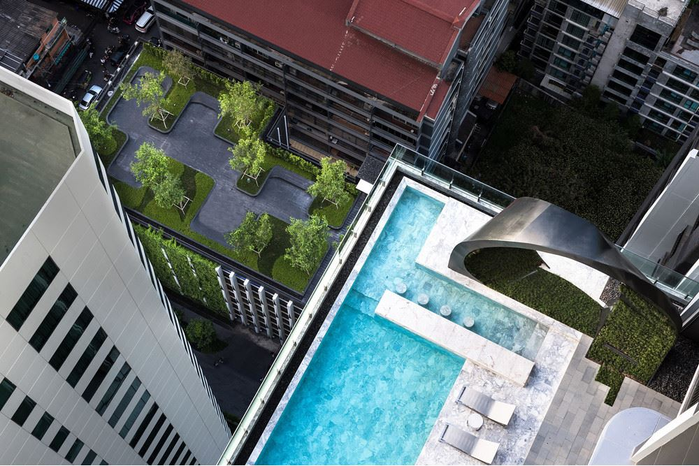 RE/MAX Properties Agency's FOR SALE  EDGE Sukhumvit 23  1BED 31.5SQM 5