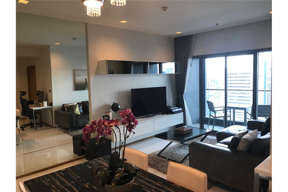 RE/MAX Properties Agency's RENT Hyde Sukhumvit 2BED 85SQM. 1