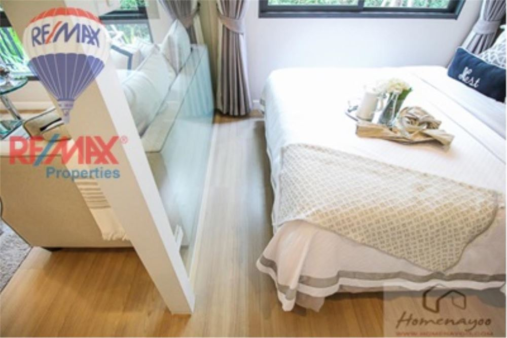 RE/MAX Properties Agency's FOR SALE  THE NEST SUKHUMVIT22  1BED 28.5SQM 6