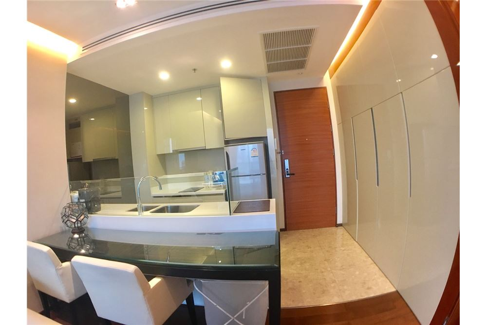 RE/MAX Properties Agency's FOR RENT THE ADDRESS SUKHUMVIT 28 53 SQM 1 BED 4