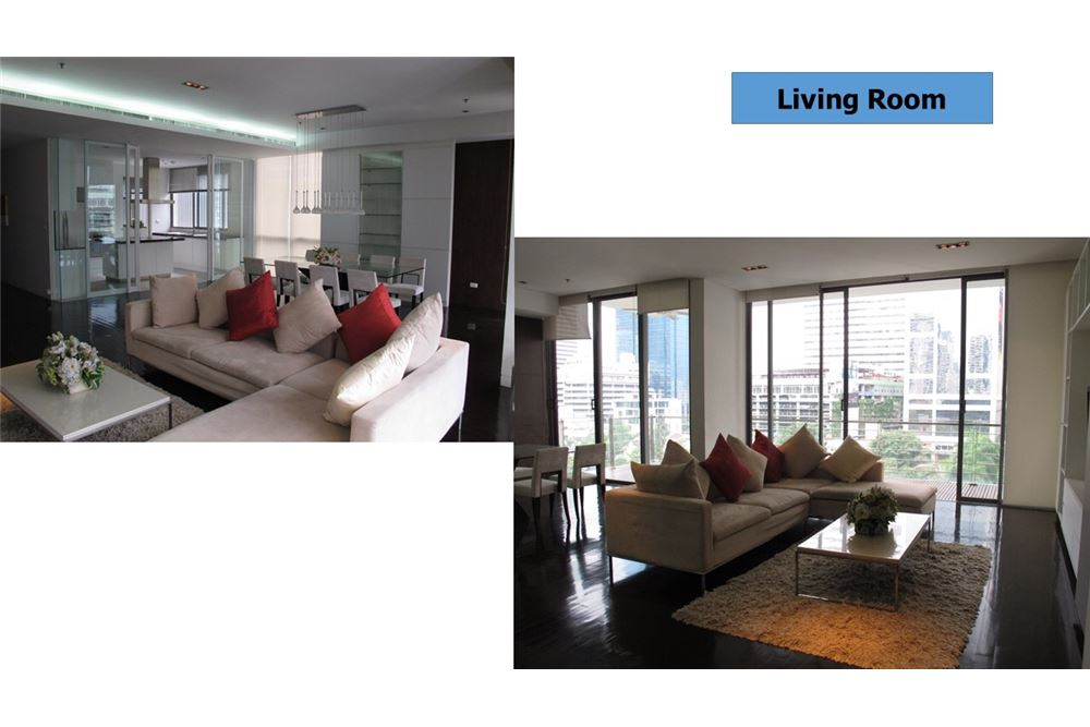 RE/MAX Properties Agency's RENT Domus Sukhumvit18 3BED 212SQM. 1