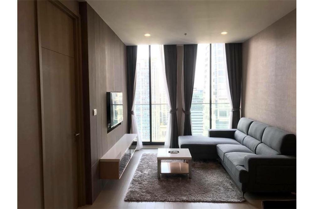 RE/MAX Properties Agency's Noble Ploenchit 1bedroom for rent, high floor 1