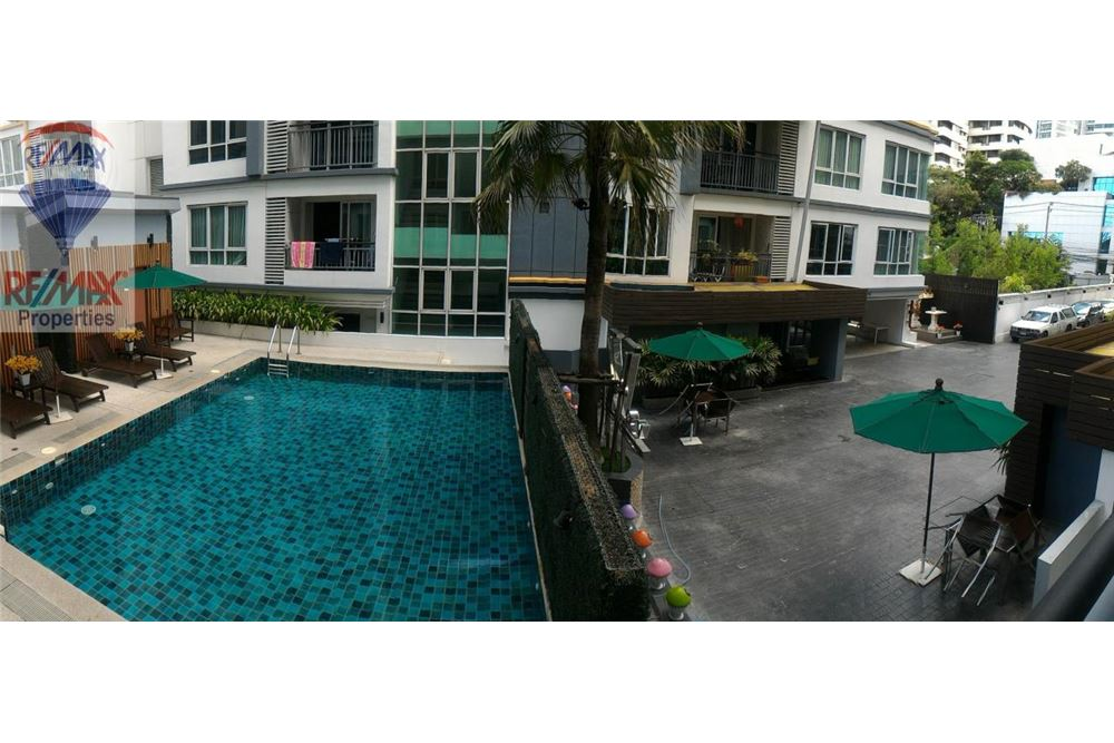 RE/MAX Properties Agency's FOR RENT Voque Sukhumvit 16 1BED 40SQM. 12