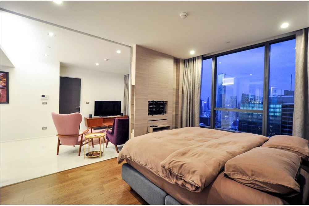 RE/MAX Executive Homes Agency's The Bangkok Sathorn - 1 bed Luxury Apartment 11