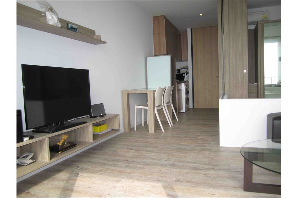 RE/MAX Properties Agency's FOR RENT THE ISSARA LADPRAO STUDIO 34 SQM 4