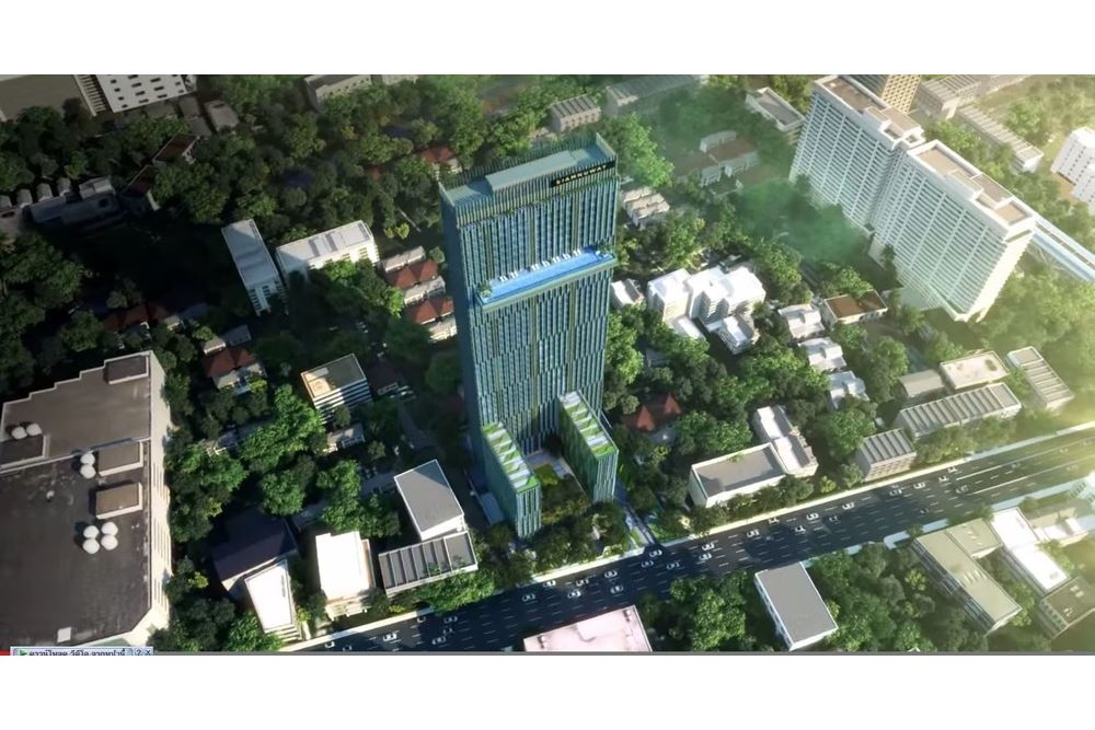 RE/MAX Properties Agency's SALE Wish Signature Siam 2BED 47.31SQM 5