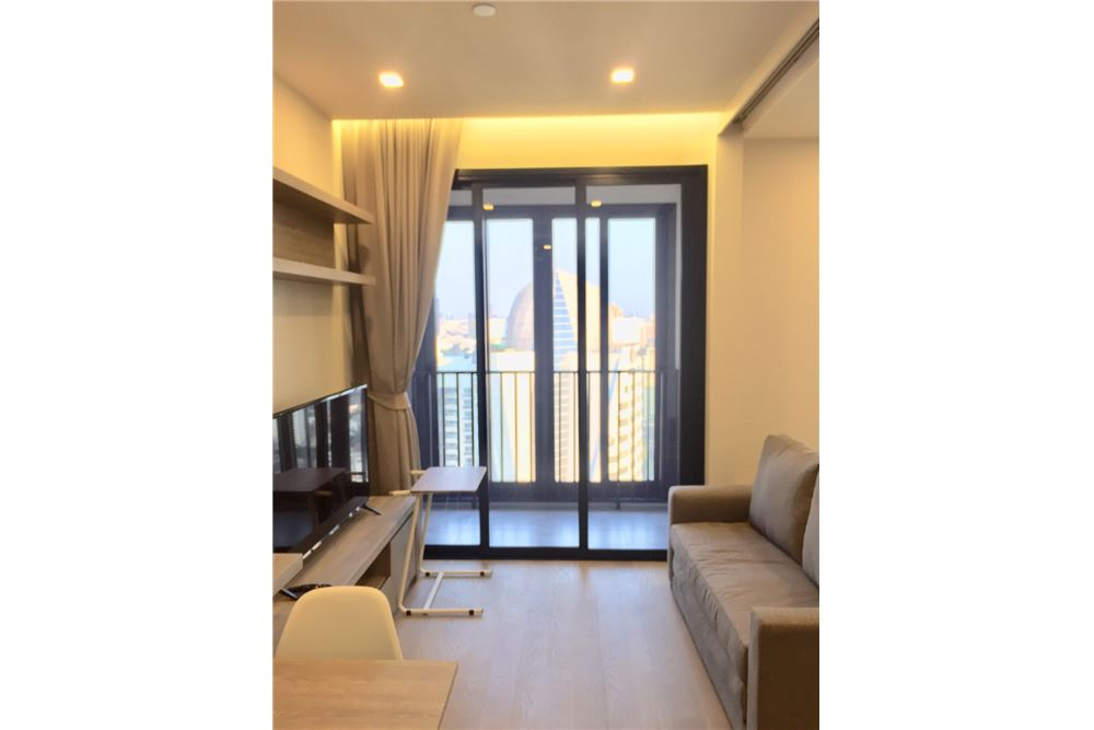 RE/MAX Properties Agency's For rent Ashton Asoke 1 Bed 35 sqm 1