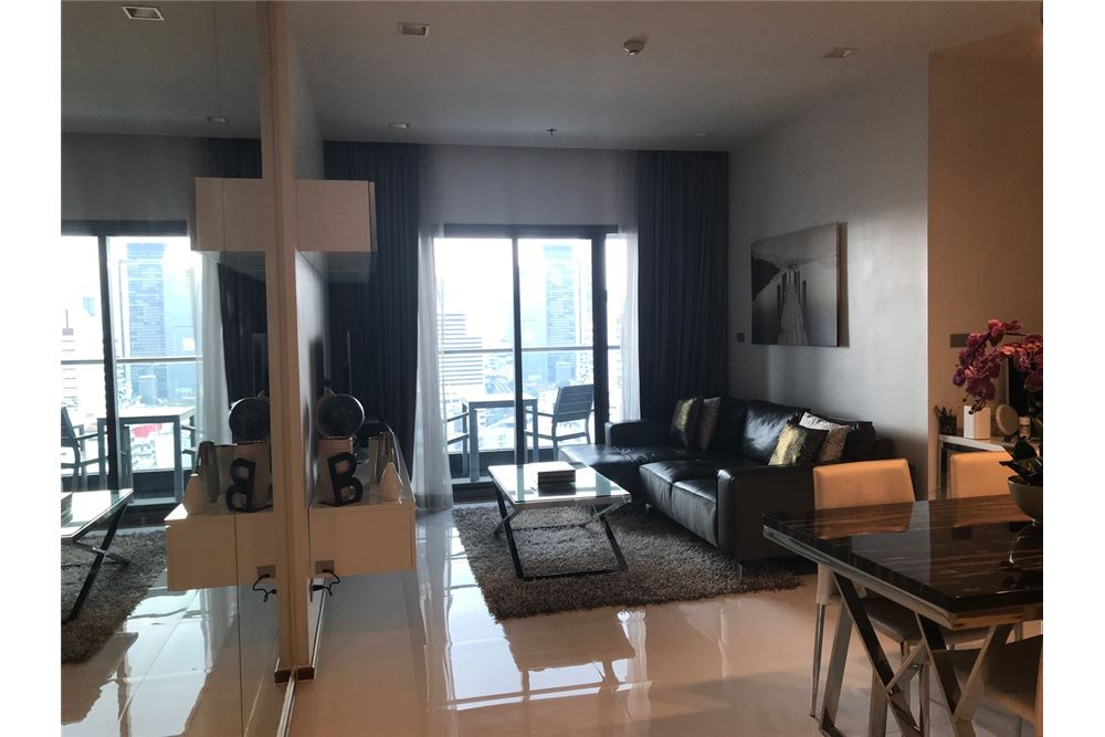 RE/MAX Properties Agency's RENT Hyde Sukhumvit 2BED 85SQM. 5
