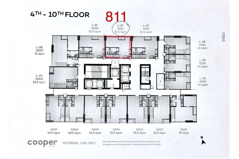 RE/MAX Executive Homes Agency's Off Plan 1 Bedroom for Sale Cooper Siam 2