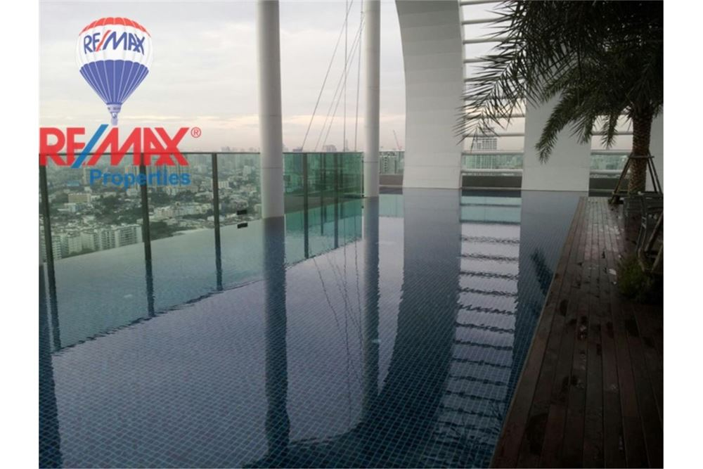 RE/MAX Properties Agency's FOR RENT  RHYTHM SUKHUMVIT 50  1BED 36SQM 16