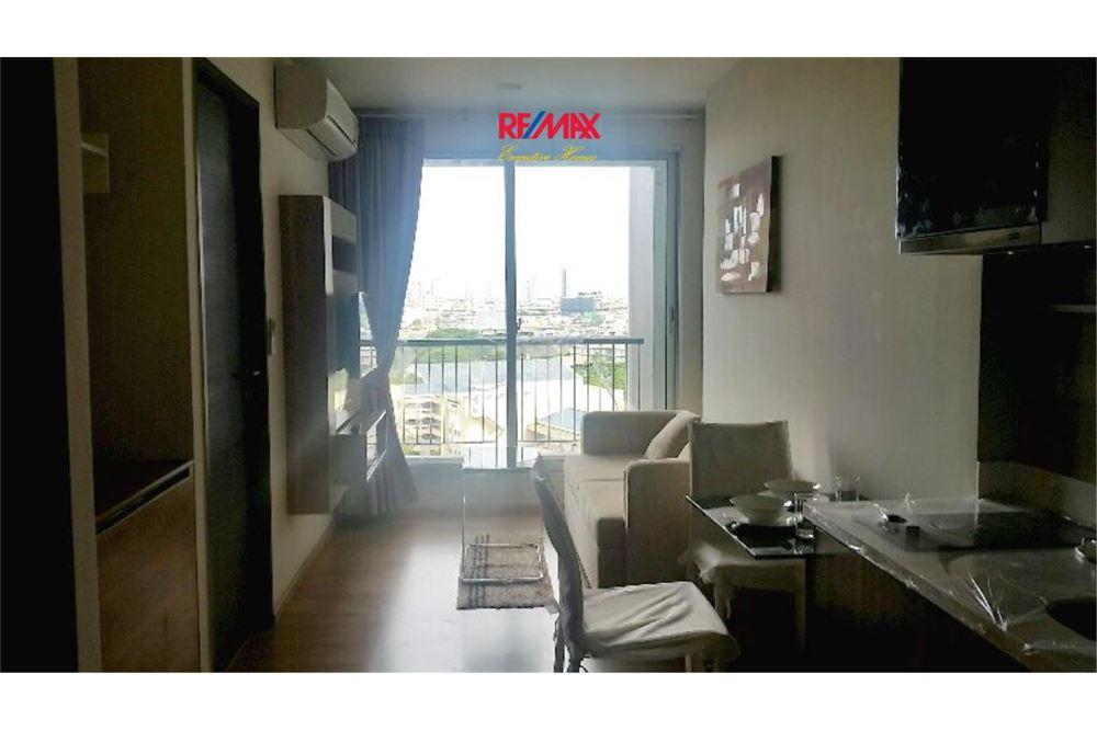 RE/MAX Executive Homes Agency's Condominium for rent - Sathorn 1
