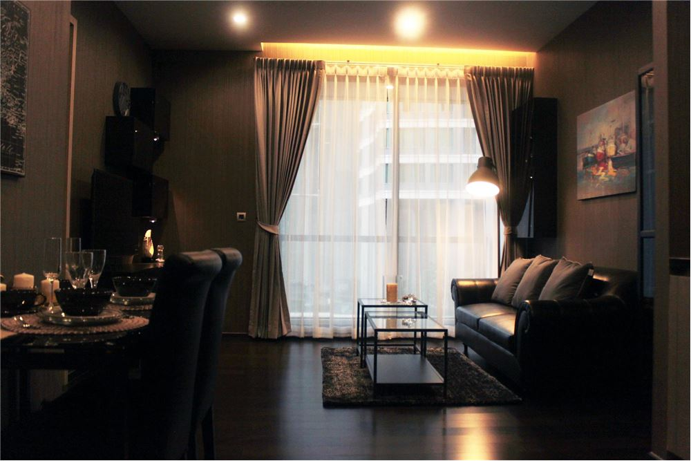 RE/MAX Properties Agency's 1 Bedroom for rent at XXXIX by Sansiri 1