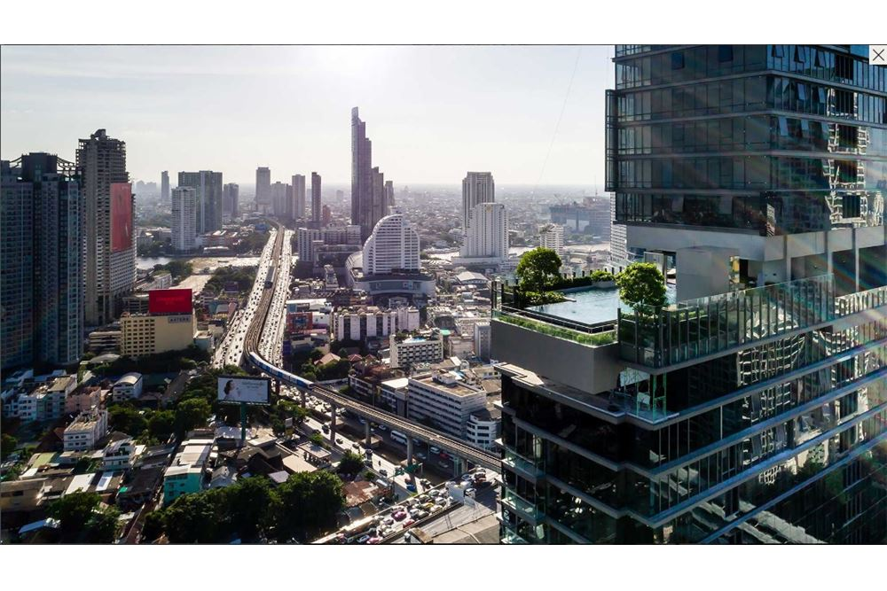 RE/MAX Executive Homes Agency's The Bangkok Sathorn - 1 bed Luxury Apartment 2