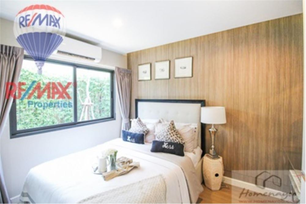 RE/MAX Properties Agency's FOR SALE  THE NEST SUKHUMVIT22  1BED 28.5SQM 5