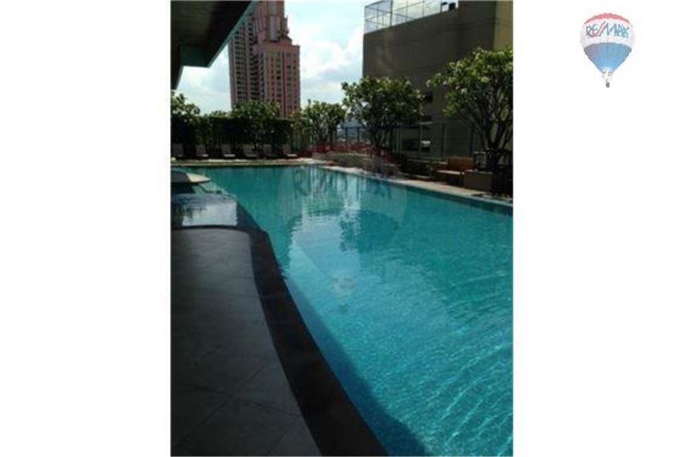 RE/MAX Properties Agency's FOR SALE /RENT  Bright Sukhumvit 24  1BED 89.7SQM 20