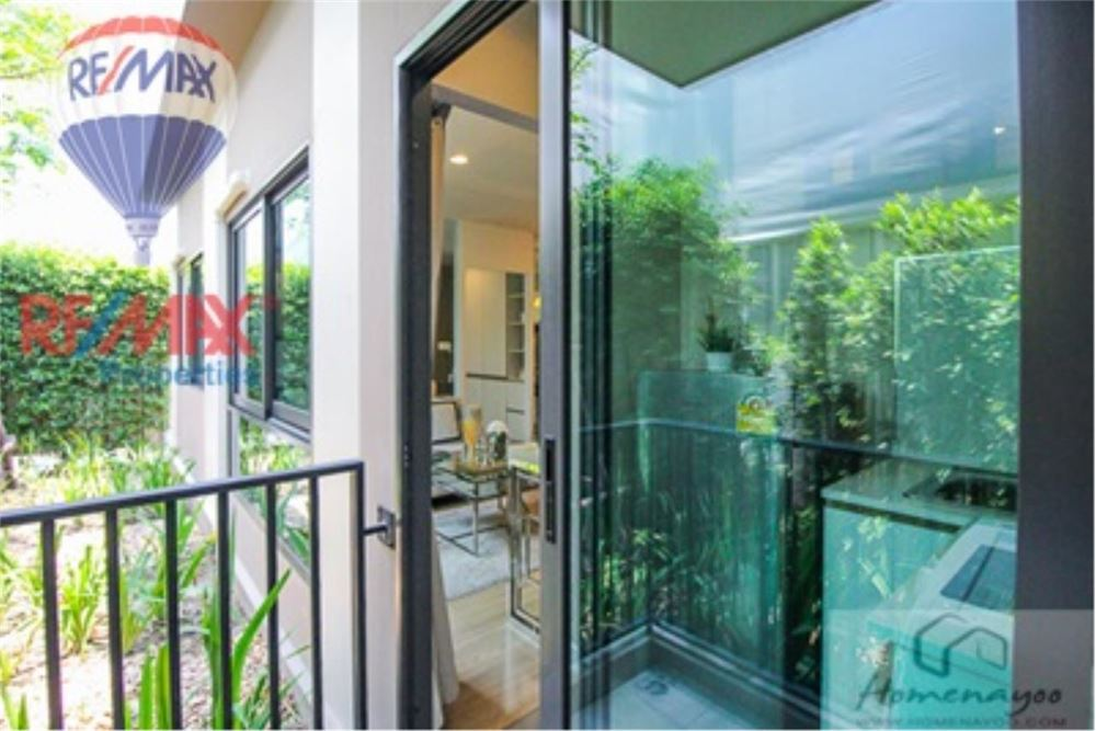RE/MAX Properties Agency's FOR SALE  THE NEST SUKHUMVIT22  1BED 28.5SQM 3