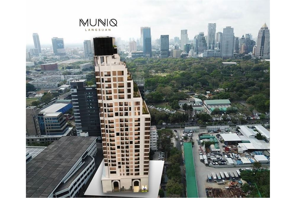 RE/MAX Properties Agency's SALE MUNIQ Langsuan 2BED 93SQM. 4