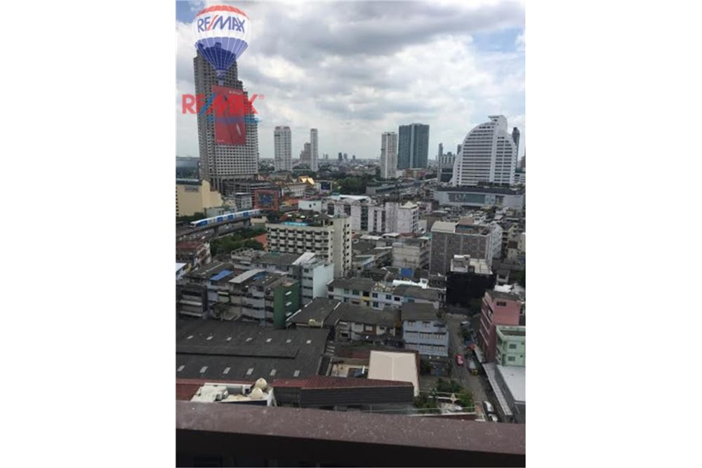 RE/MAX Properties Agency's FOR SALE NOBLE REVO SILOM 65.8 SQM 2 BEDS 1