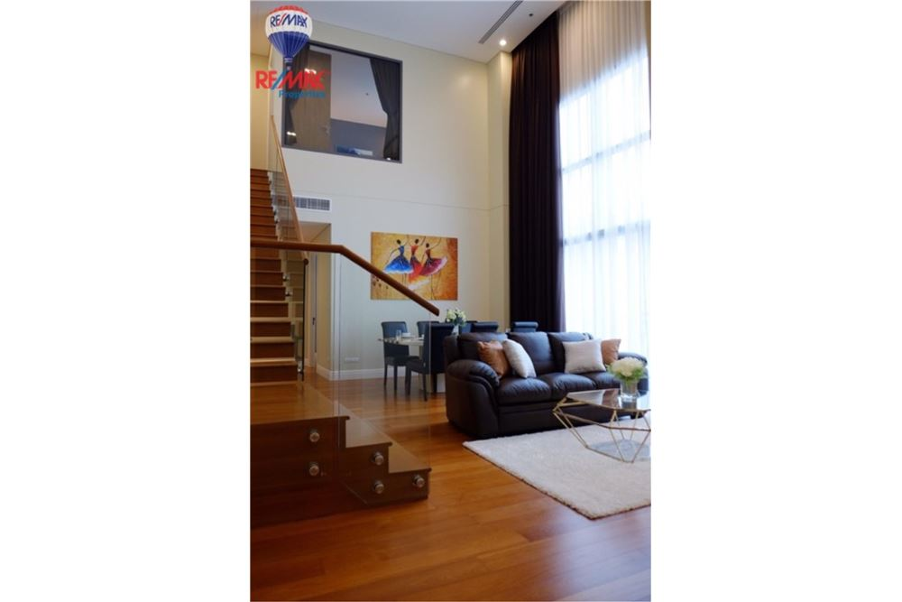 RE/MAX Properties Agency's FOR RENT  Bright Sukhumvit 24  3BED 165SQM 4